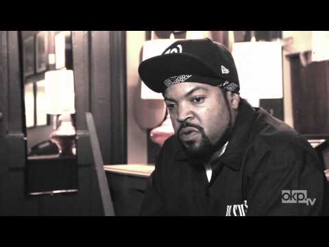 Ice Cube Tells Why Lil Eazy Didn't Make The Cut In The NWA Biopic