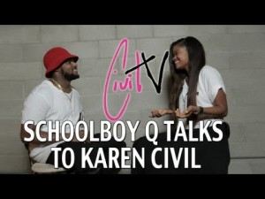 Civil TV: Schoolboy Q Interview