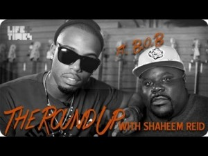 The Round Up: B.o.B.