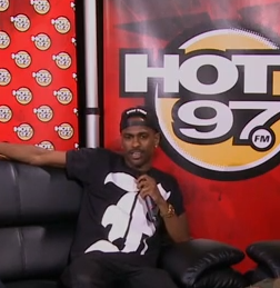 Hot 97: Big Sean Interview