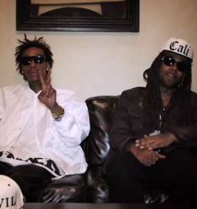 Wiz Khalifa Signs Ty Dollar Sign To Taylor Gang