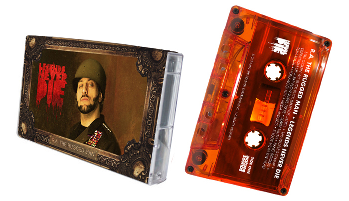 R.A. The Rugged Man To Release Limited