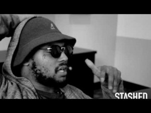 Stashed Sessions: Schoolboy Q