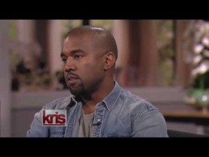 Kanye Talks Kim on Kris Jenner