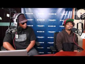 Sway In The Morning: Danny Brown Interview