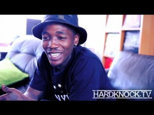 Hard Knock TV: Dizzy Wright Interview