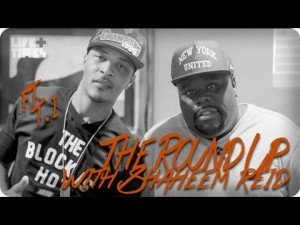 The Round Up: T.I. Interview
