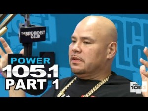 The Breakfast Club: Fat Joe Interview