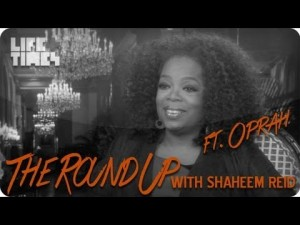The Round Up: Oprah Talks Jay-Z