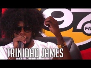 Awkward Peter Questions Trinidad Jame$ About New Mixtape Track