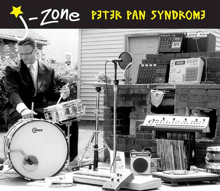 J-Zone Announces His New Album,