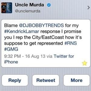 Uncle Murda -