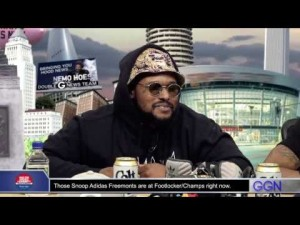 Snoop Dogg's GGN: Schoolboy Q Interview