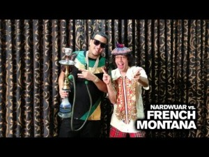 Nardwuar vs. French Montana
