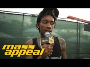 Wiz Khalifa Talks