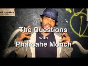 Pharoahe Monch Answers