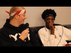 Damon Campbell Interviews Joey Bada$$
