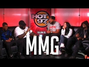 MMG On Hot 97 Morning Show