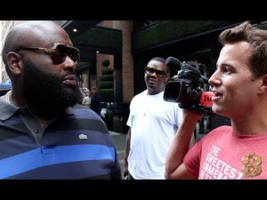 Rick Ross Turns The Tables On TMZ