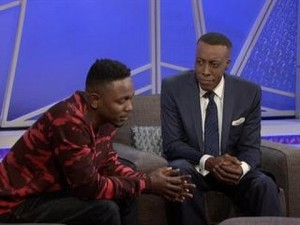 Arsenio: Kendrick Lamar Interview