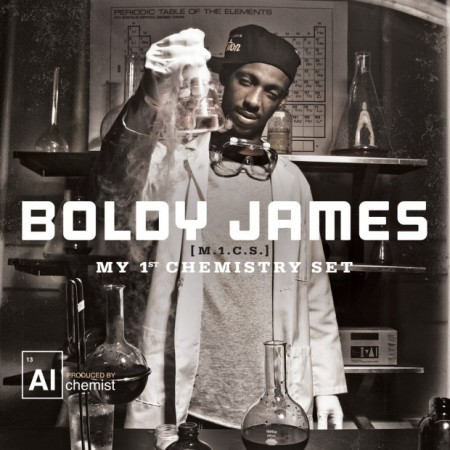 Boldy James + Alchemist –