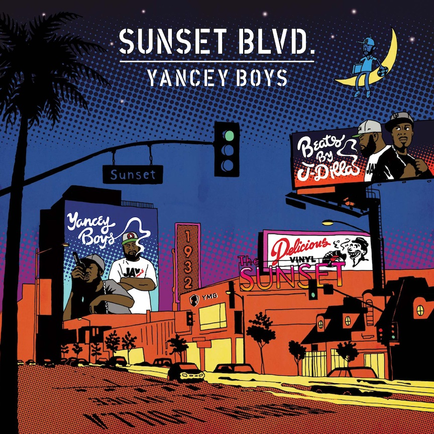 J. Dilla Presents Yancey Boys
