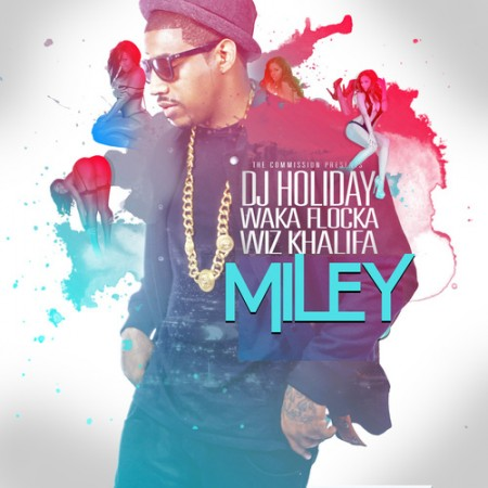 DJ Holiday –