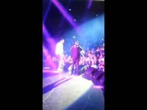 Watch Tyga Welcome Game To Ca$h Money Records On Stage