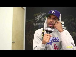 Vibe: Dom Kennedy Interview