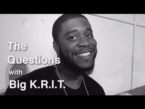 OKP The Questions: Big K.R.I.T.