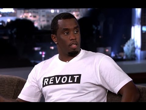 Jimmy Kimmel Live: Diddy Interview