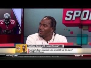 Pusha T On SportsNation