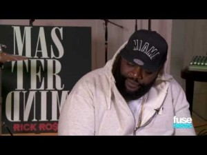 Rick Ross Talks New Jay Z Collab,