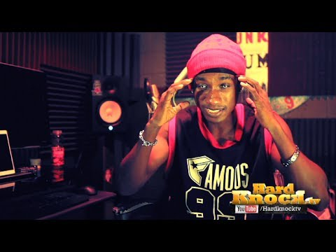 Hard Knock TV: Hopsin Interview
