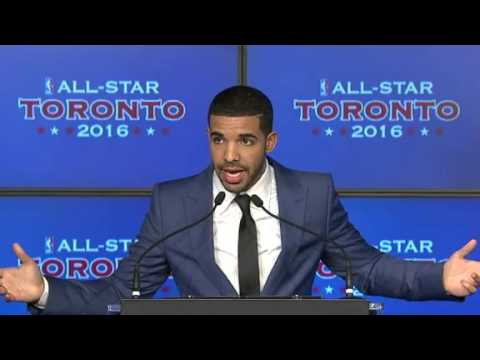 Drake Named Toronto Raptors' Global Ambassador