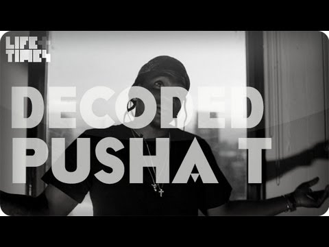Decoded: Pusha T -