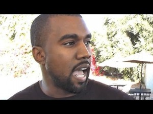 Kanye Kindly Explains Himself To Paparazzi