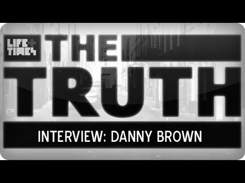 The Truth w/ Elliott Wilson: Danny Brown Interview