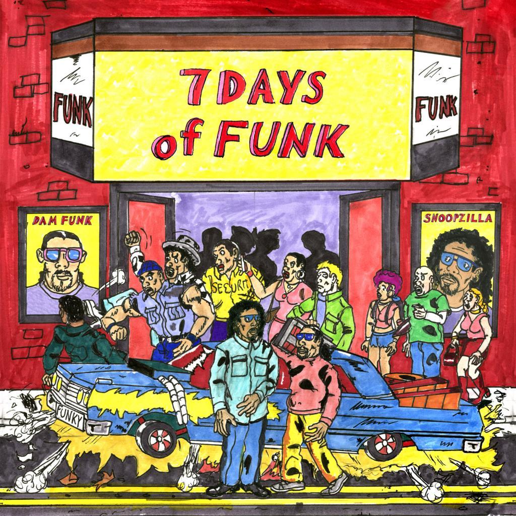 Snoopzilla + Dam-Funk