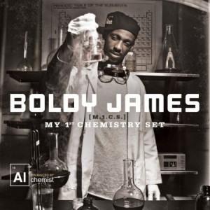 Boldy James + Alchemist -