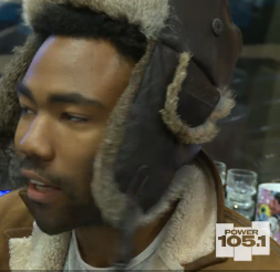 The Breakfast Club: Childish Gambino Interview