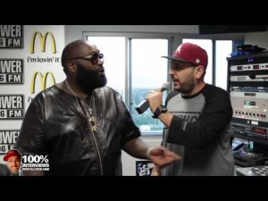 Vick One: Rick Ross Interview