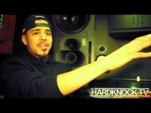 Hardknock TV: J. Cole Interview Part 2