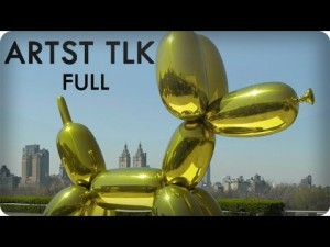 ARTST TLK: Pharrell Interviews Jeff Koons