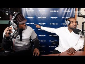 Sway In The Morning: Kanye West Interview (Full)