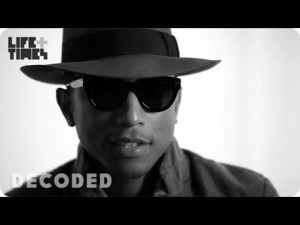 Decoded: Pharrell Breaks Down His Work On Jay Z's