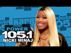 The Breakfast Club: Nicki Minaj Interview