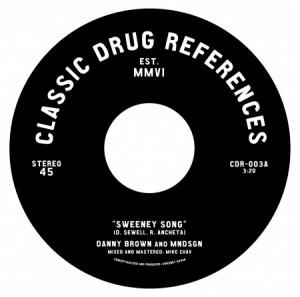 Danny Brown + MNDSGN –