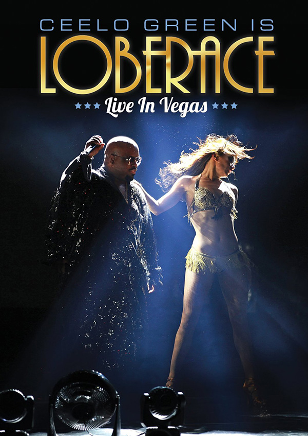 Cee-Lo Green Is... Loberace DVD/Blu-Ray In-Stores Now