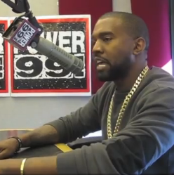Power 99: Kanye West Interview